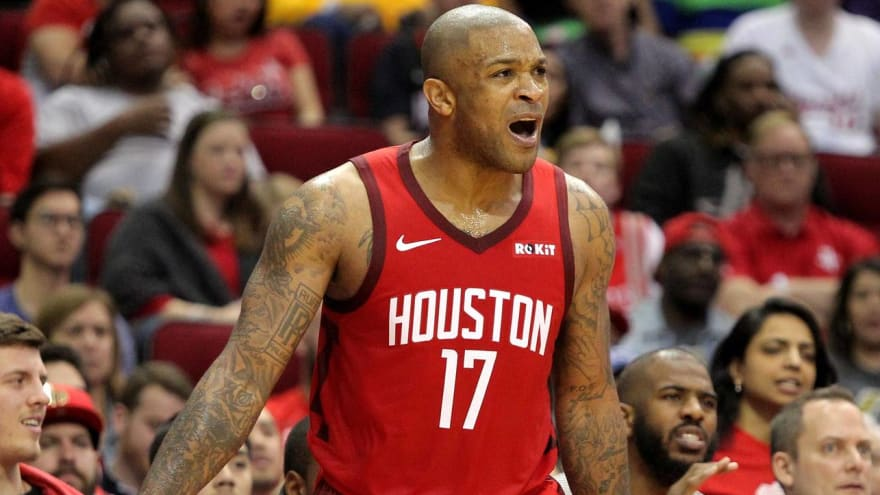 Image result for pj tucker playoffs usa today