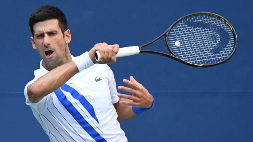 Novak Djokovic Was Dismissive Of Temper Concerns After 2016 Incident Yardbarker