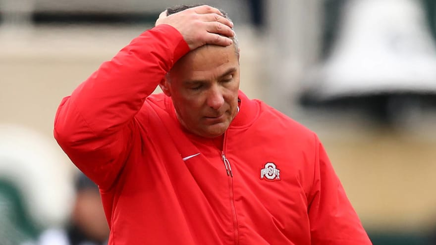 College football pick-six: Is Urban Meyer on the brink? Are Notre Dame and Michigan the wrong types of playoff teams? Will Colorado ever be good again?