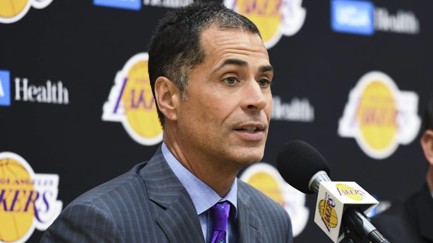 NBA execs 'skeptical' Lakers can build contender after Anthony Davis trade