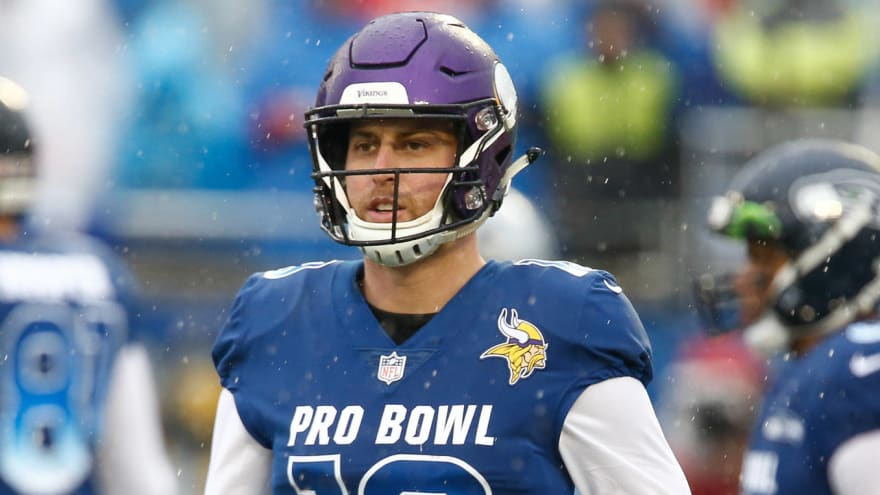 outlet store sale 0908b b8436 Vikings, Adam Thielen reportedly discussing extension ...