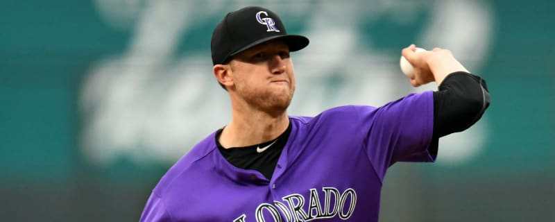 6642a880851 Rockies place Kyle Freeland on 10-day IL