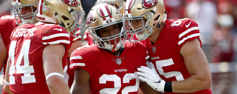 28ac40885e7 49ers hope Matt Breida will be able to play in Week 6 despite ankle injury