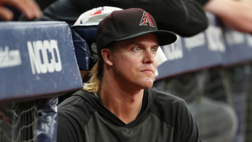 Zack Greinke not expected to miss more than two starts