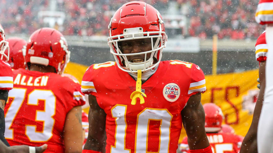 Tyreek Hill to meet with NFL Special Counsel for Investigations