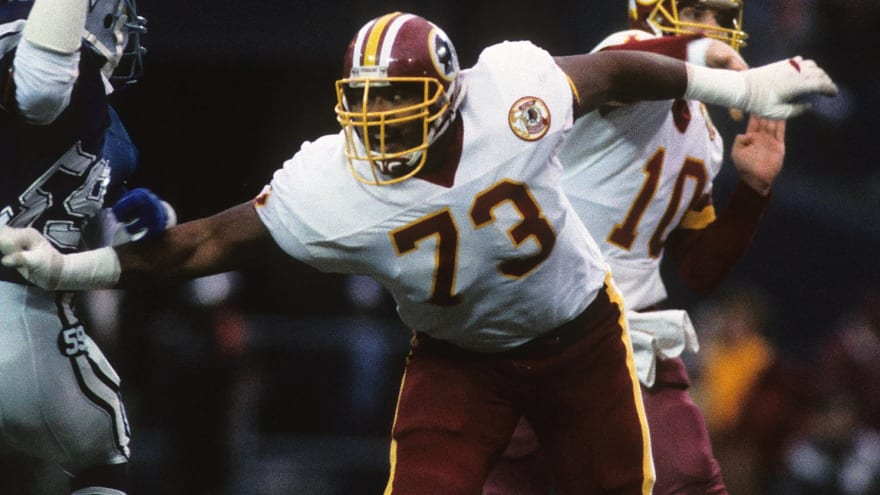 Former Washington OL Mark May to recover Super Bowl rings thanks to 'Pawn Stars' crew