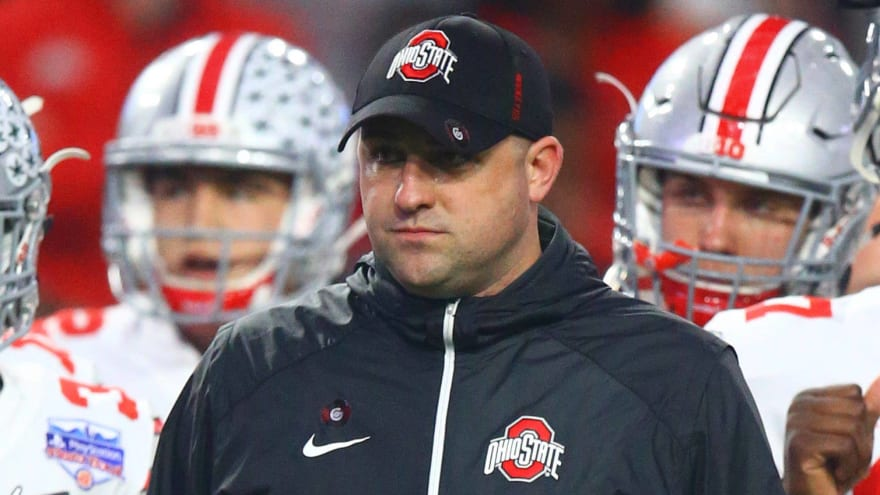 Ex-Ohio State coach Zach Smith arrested following altercation at kids' school