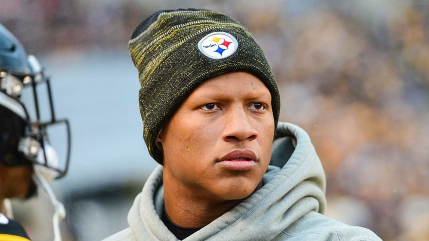 c4c5222ce3d Watch  Ryan Shazier showing incredible improvement during training ...