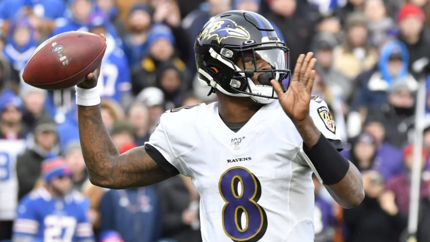 "Hall of Famer Ed Reed on Lamar Jackson: 'He's the ultimate ""It"" player'"