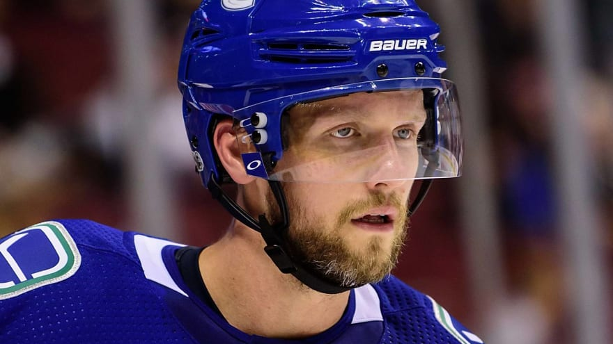 Canucks, defenseman Alex Edler reportedly stalled in contract talks