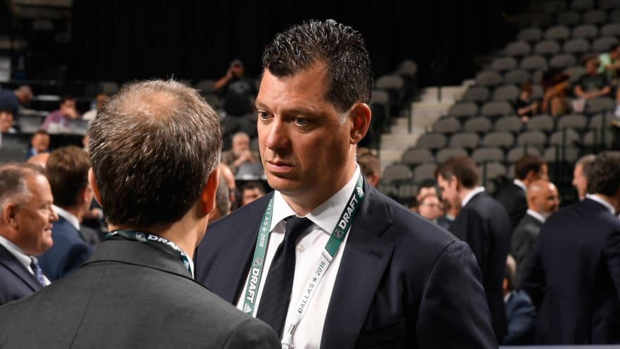 Minnesota Wild to hire Bill Guerin to fill GM role
