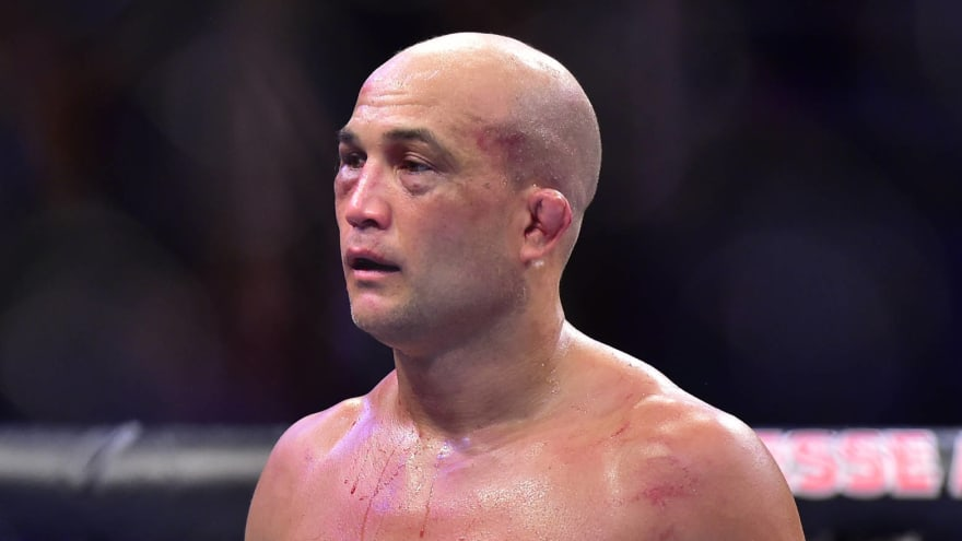 UFC legend BJ Penn involved in second bar fight in two months