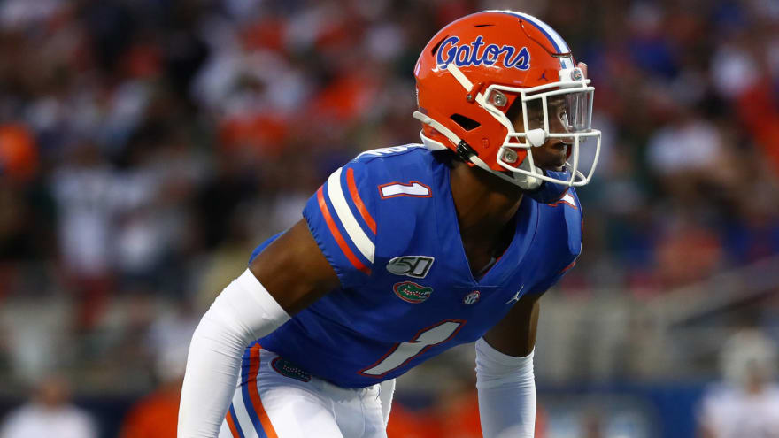 Florida cornerback C.J. Henderson will enter NFL Draft | Yardbarker