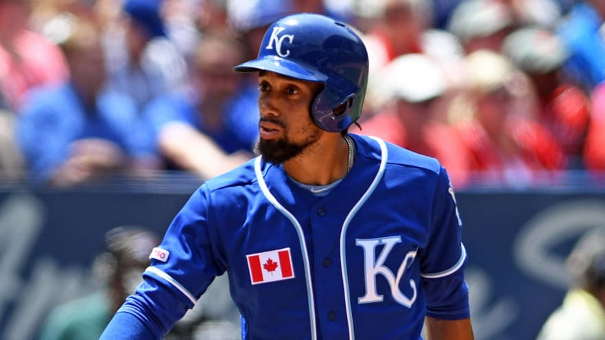 Braves claim veteran outfielder Billy Hamilton off waivers