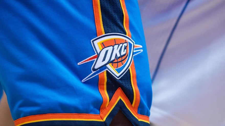 1335e94a1817 Thunder become final NBA team to secure jersey sponsor