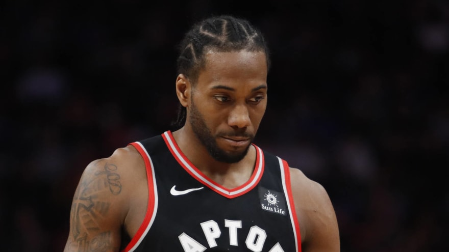 Kawhi Leonard reportedly 'wants to be on the West Coast'