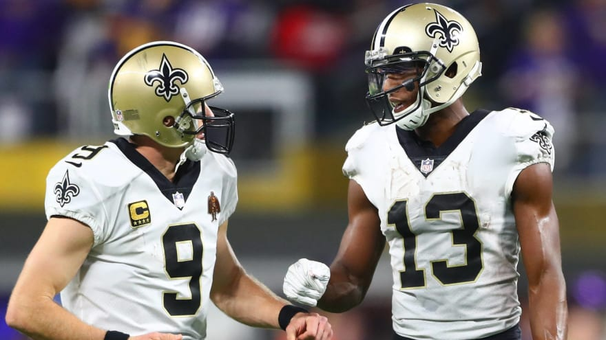 Is Michael Thomas worth $22M a year? Here's why WR might force Saints to pay up.