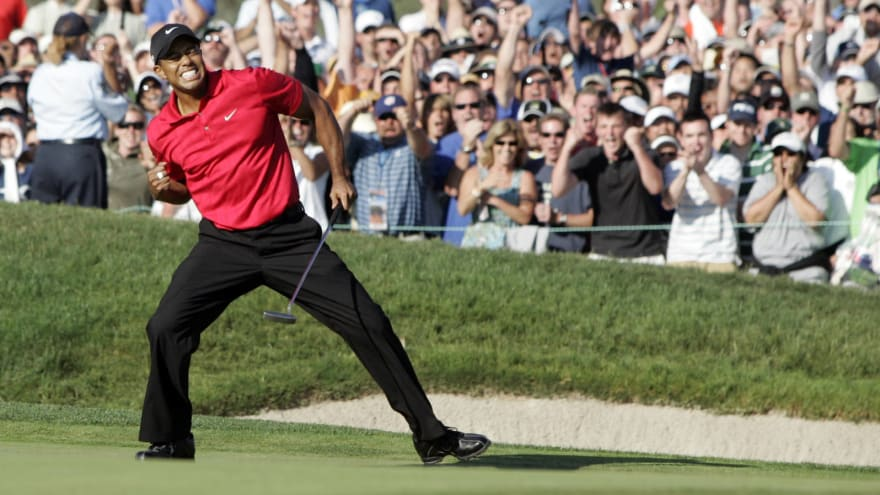 The most famous putts in golf history