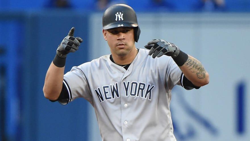 Yankees activate Gary Sanchez