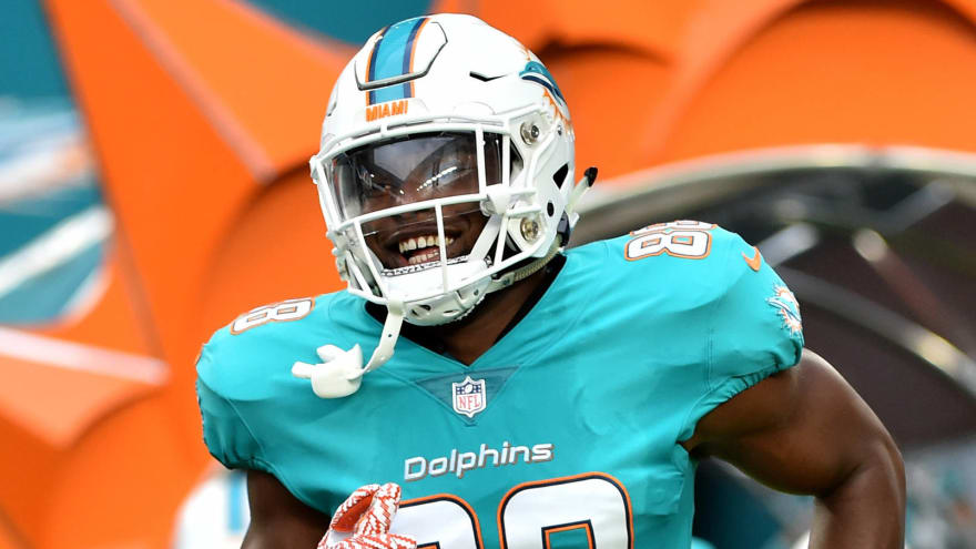 Leonte Carroo may not stick on Dolphins roster