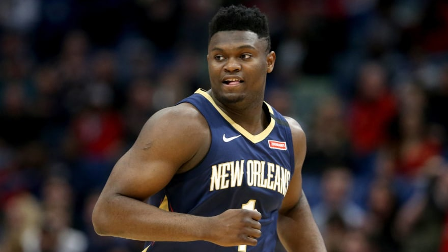 Court filing alleges Zion Williamson, stepfather took ...
