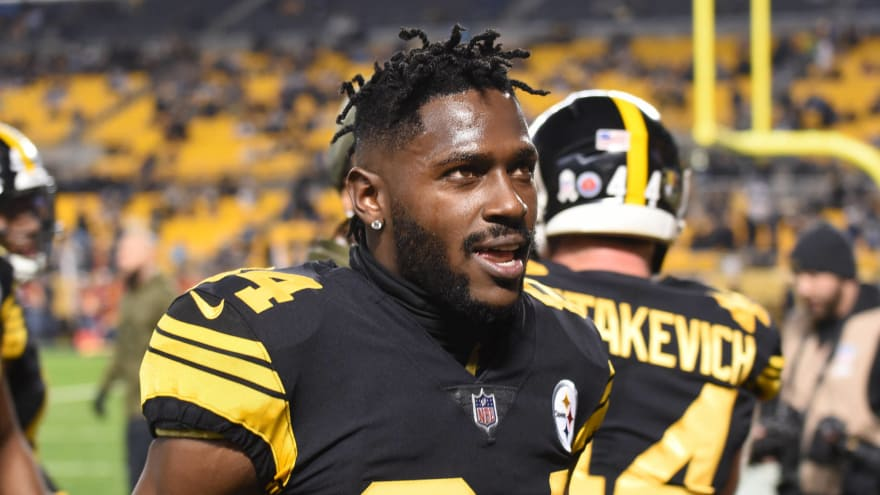 Ex-Steelers player says writing was on wall with Antonio Brown in 2012