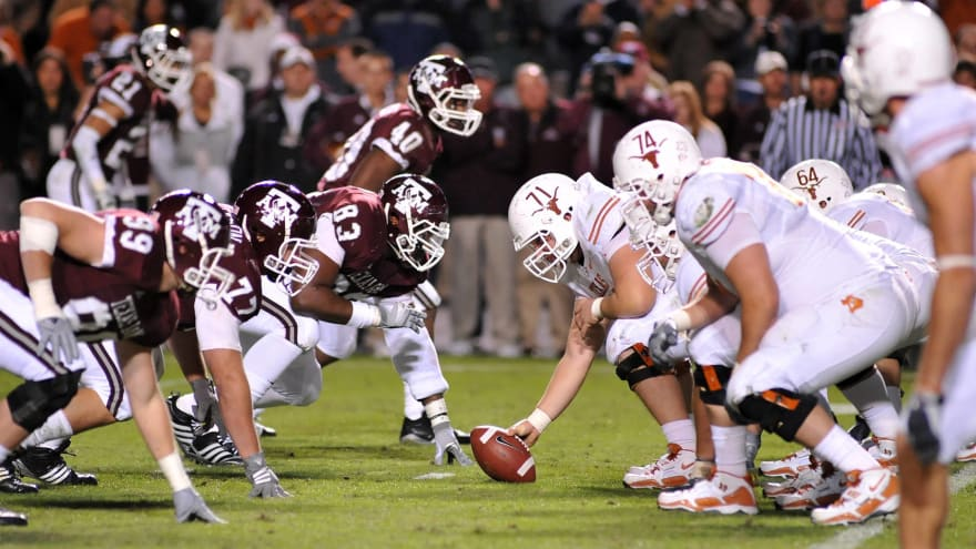 Why Texas-Texas A&M, other dormant rivalries must make a comeback