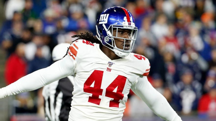 Five NFL players earning themselves a big 2020 contract