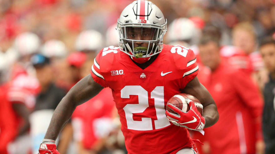 sports shoes 62b28 6f874 Colts sign second-round picks Rock Ya-Sin, Parris Campbell ...