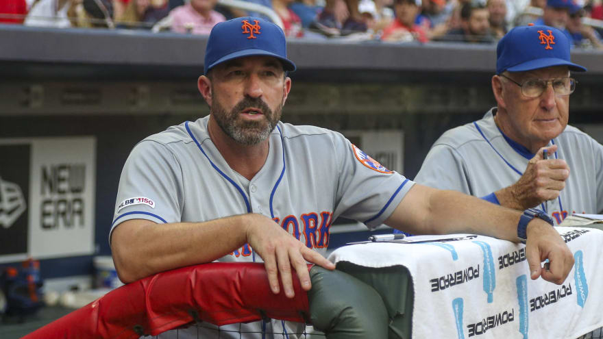 Mickey Callaway's stance on analytics exposes Mets' odd strategy