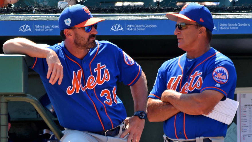 Jim Riggleman is favorite if Mets make managerial change