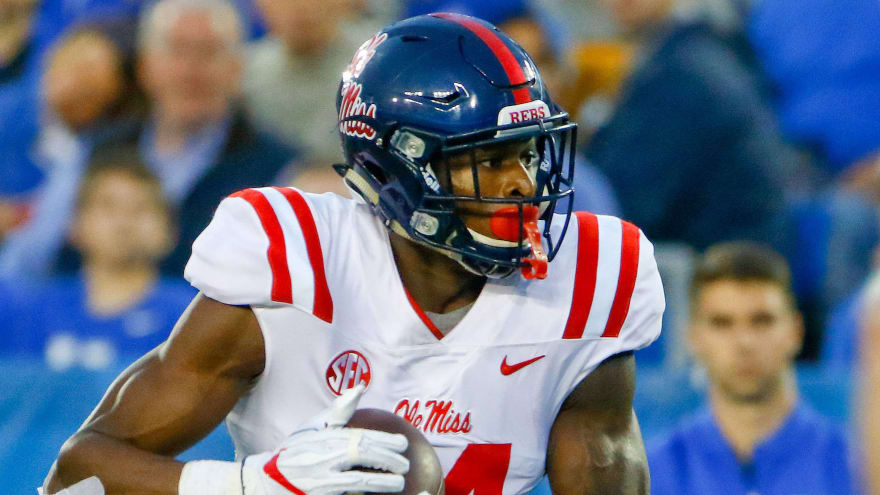 Seahawks sign second-round pick D.K. Metcalf
