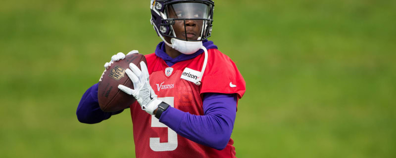 Laquon Treadwell  Teddy Bridgewater looks  like he was never hurt  a28e42dd4