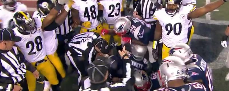 72de88fd0c2 Tom Brady s controversial non-fumble altered the course of the AFC  Championship