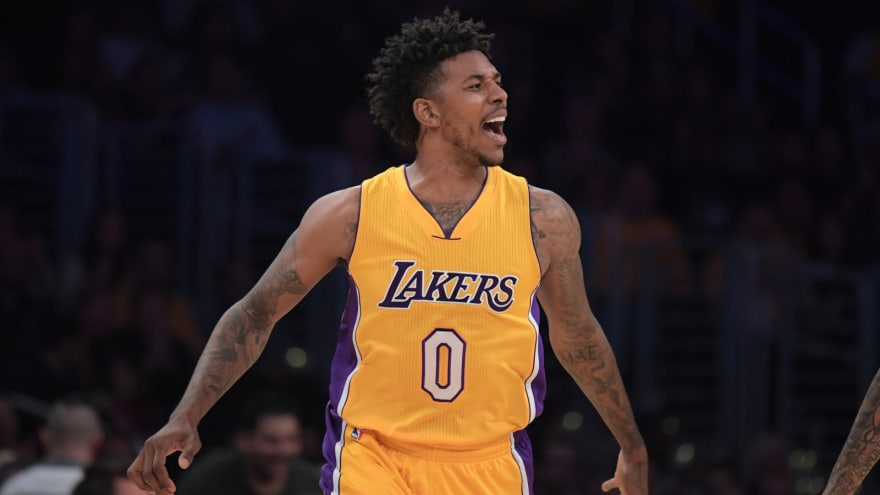 Nick Young jokes that Steve Kerr best shooter on the Warriors
