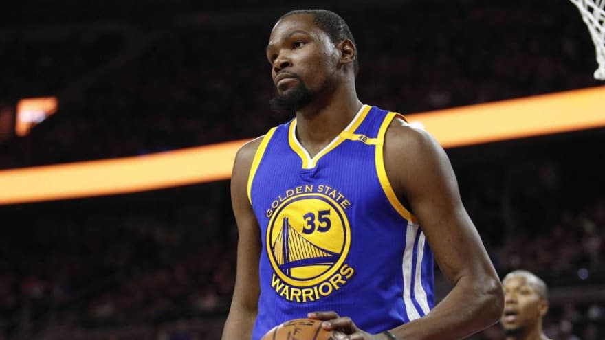 365a18c8980 Kevin Durant criticizes NBA s last two-minute reports   I think it s bull—