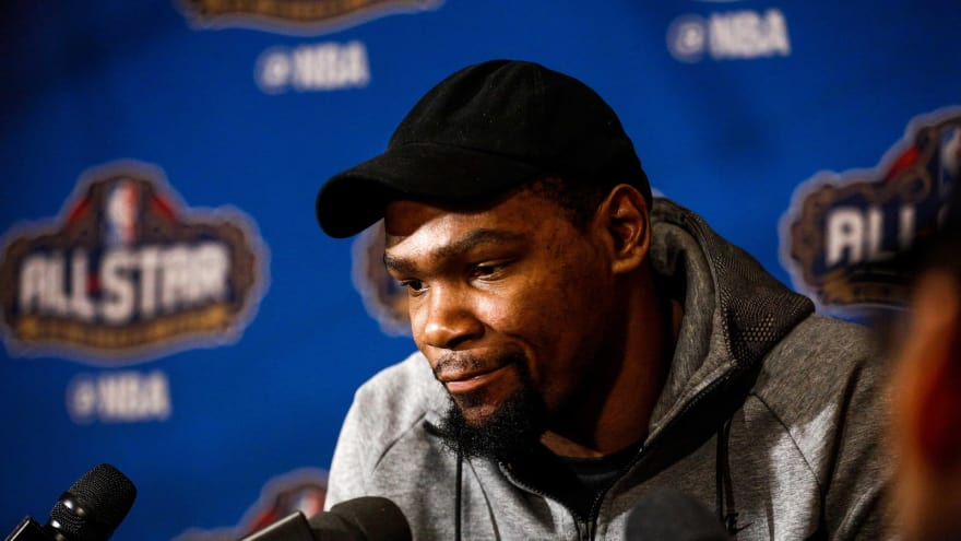 18779260857 Kevin Durant defends JaVale McGee