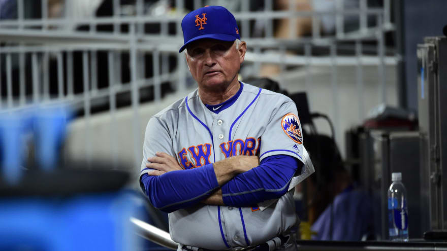 Report: Mets expect Terry Collins to retire after the season