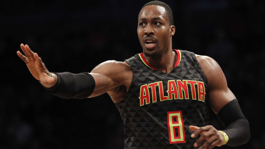 ea7c47ed5 Dwight Howard says he was told by Lakers to stay away from Kareem ...