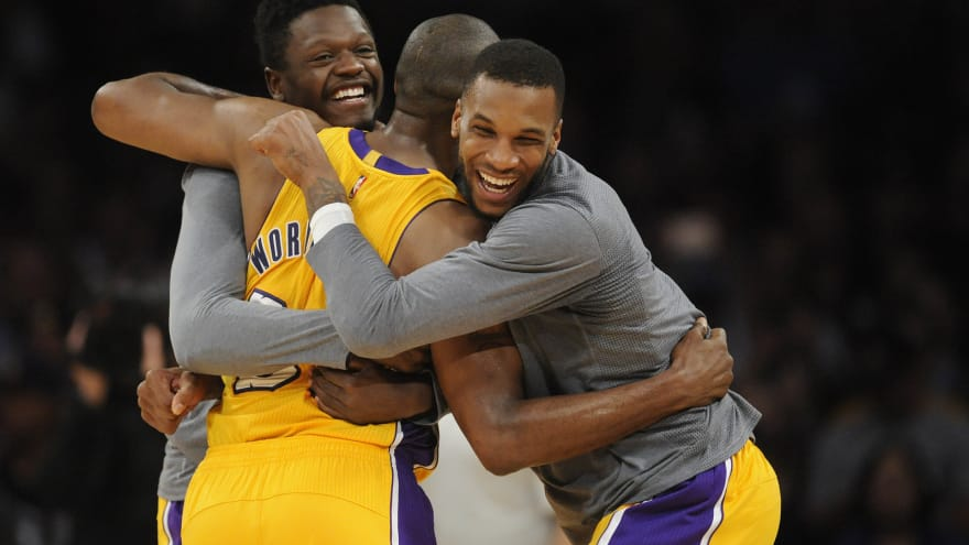 Report: Lakers made most money in NBA last season