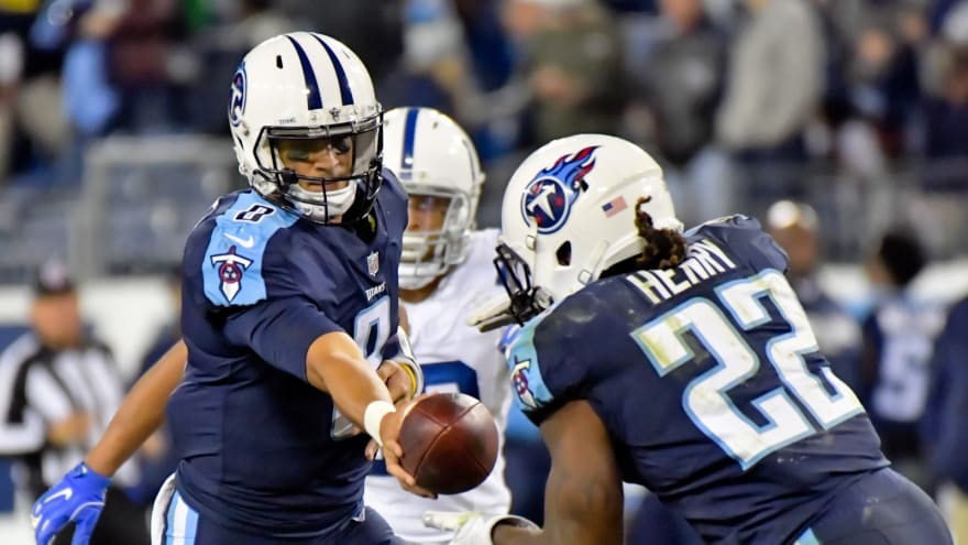 Derrick Henry seals win over Colts with 72-yard TD run