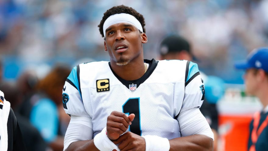 Report: Panthers officials think Newton's body is breaking down
