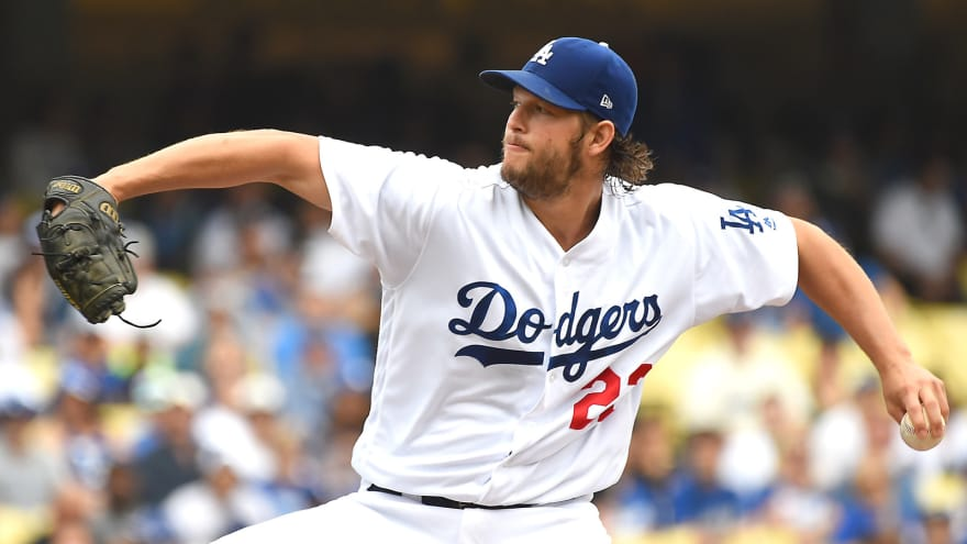 Notorious ballhawk says he was rejected by Clayton Kershaw