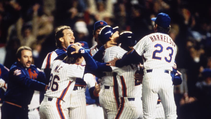 QUIZ: Name the 1986 New York Mets World Series roster