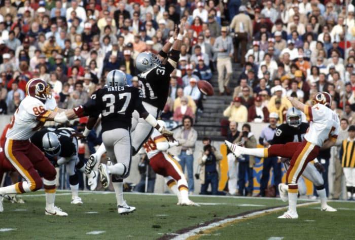 Super Bowl XVIII: Los Angeles vs. Washington