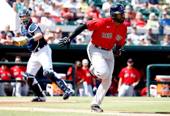 Jackie Bradley Jr. de Boston Red Sox