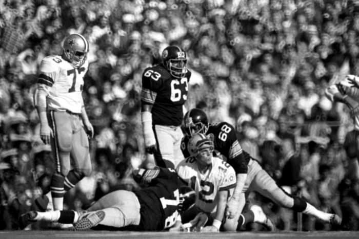 L.C. Greenwood: Super Bowl X