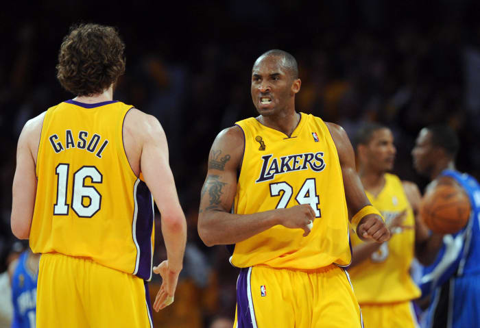 4e1b957be05 Kobe Bryant's 40 greatest moments | Yardbarker