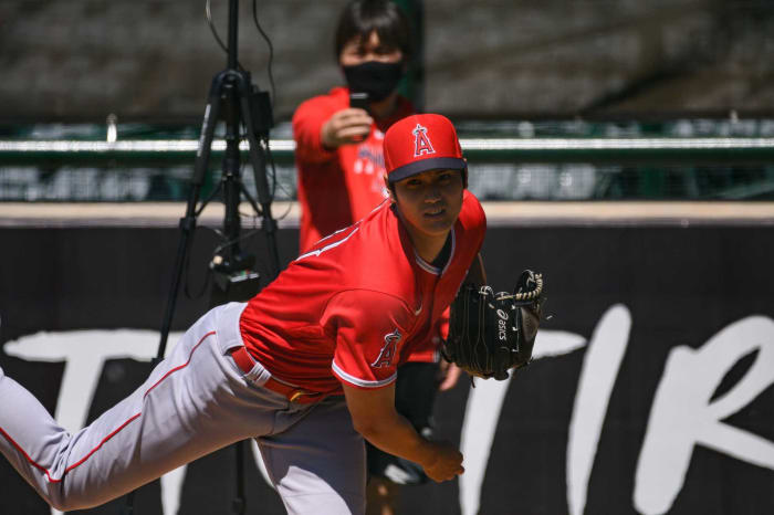 Los Angeles Angels: Shohei Ohtani, DH/SP
