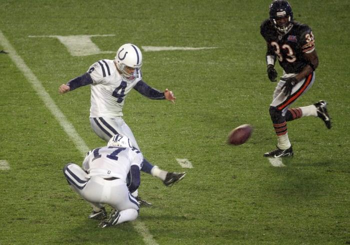 Super Bowl XLI: Colts vs. Bears
